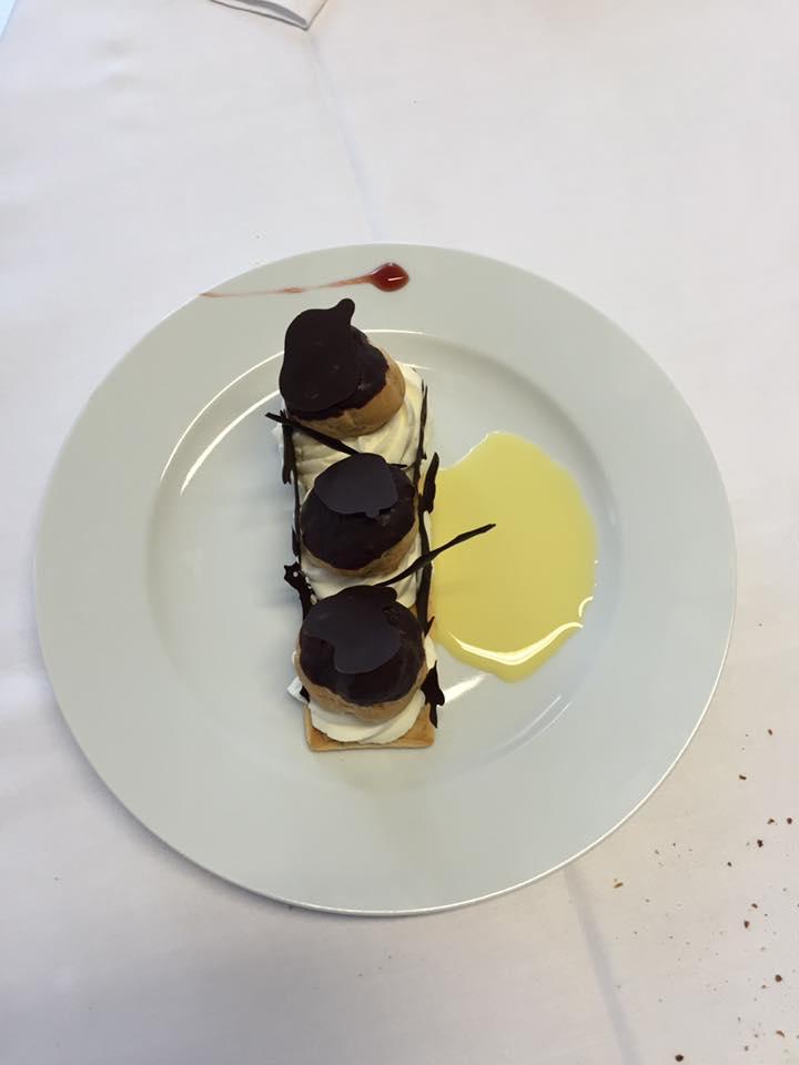 Macaron et St Honoré