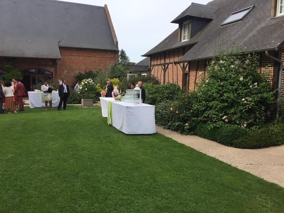 Mariage à la Grange de Bosc Grimont du Bocasse