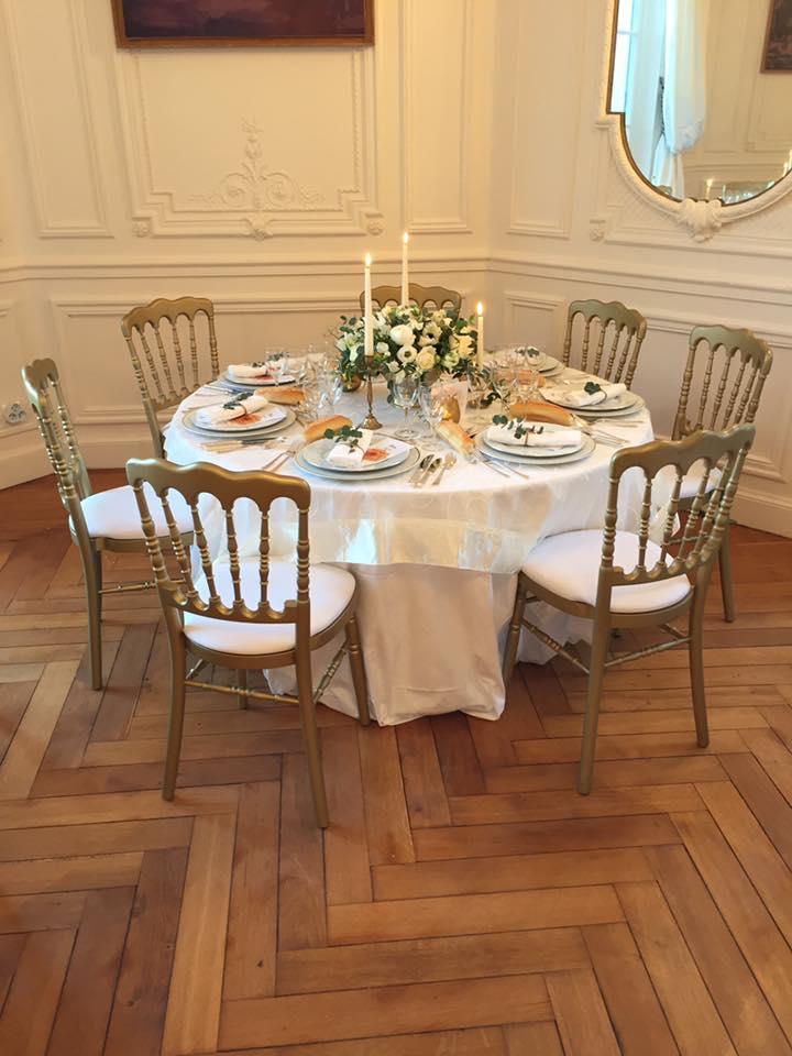 Mariage au chateau de Bouelles